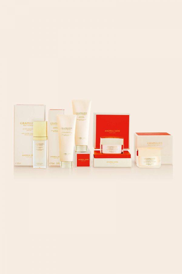 Andrea Gere Skin Care GRAPELOVE teljes szett