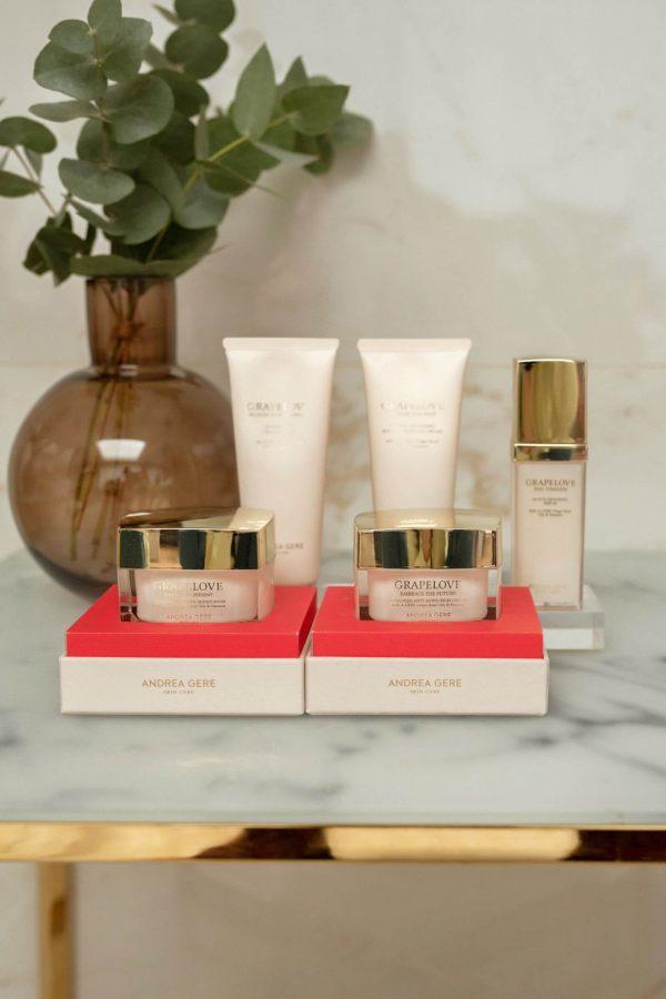Believe in Tomorrow - Andrea Gere Skin Care GRAPELOVE