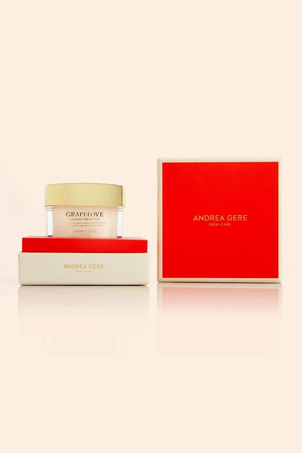 Embrace The Future - Andrea Gere Skin Care GRAPELOVE