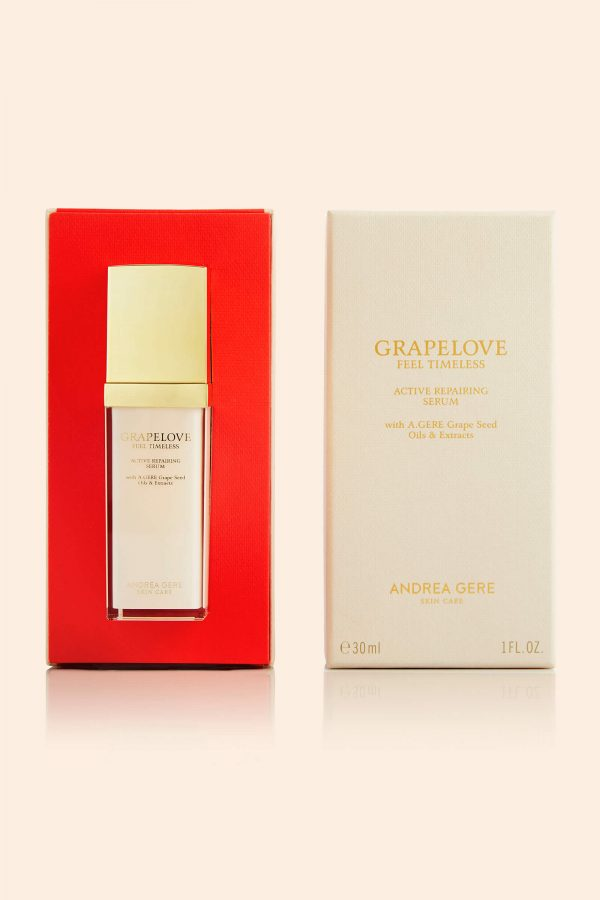 Feel Timeless - Andrea Gere Skin Care GRAPELOVE