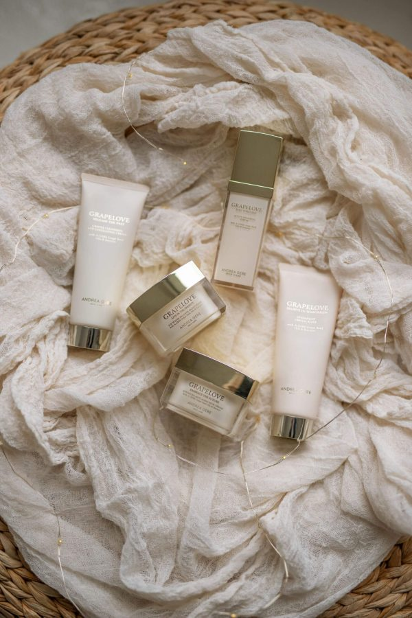 Live in the Present - Andrea Gere Skin Care GRAPELOVE